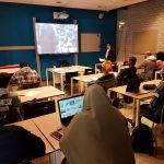 Mooie serie LEF-lessen voor ROC Midden Nederland