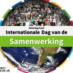 Zaterdag 4 juli 2020 : Internationale Dag van de Samenwerking